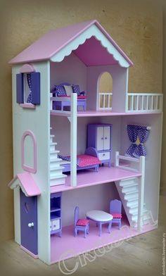 350 Ideas De Muebles Para Muñecas Muebles Para Muñecas Muebles Muebles De Casa De Muñecas