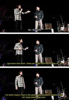 [gifset] Jensen and Jared at SeaCon15