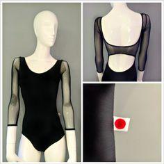 YUMIKO Veronique with black mesh