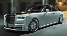 Says These Mods Refine The Rolls-Royce Phantom Would You Agree?Spofec Says These Mods Refine The Rolls-Royce Phantom Would You Agree? The Rev Up - Car News Rolls Royce Phantom, Auto Rolls Royce, Classic Cars British, Old Classic Cars, Rolce Royce, New Car Photo, Vintage Rolls Royce, Buick Grand National, Best Muscle Cars