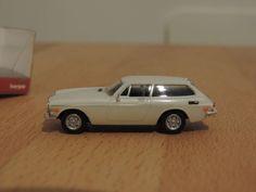 neuw.//ovp 1:87 Herpa 023504 Volvo P 1800 ES schwarz