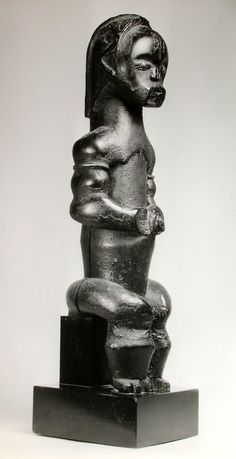 African Masks, African Art, Statues, Equatorial Africa, Small Sculptures, Native Art, Tribal Art, Origins, Traditional Art