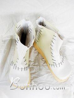 Soul Eater Franken Stein Cosplay shoes