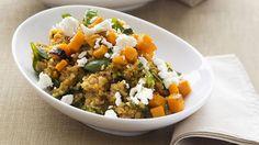 Quinoa mit Kürbis