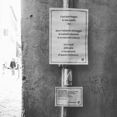 E poesia fu. Lucca in versione errante.