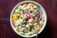 Pasta and Bean Picnic Salad
