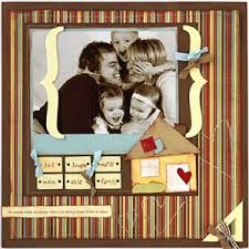 scrapbooking ideas family - Google Search