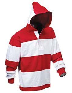 Hoodie Maroon/White http://www.americanrugby.com/catalog_c372057 ...