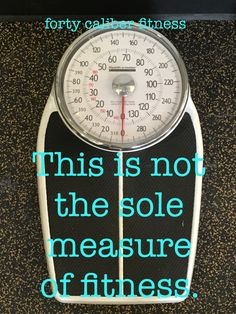 The scale shows a number. It's a data point to track but it is way less important than other data points. Have performance goals like squatting a certain weight rather than being a certain weight. Performance Goals, Squats, Athlete, Scale, Track, Shows, Number, Motivation, Fitness