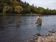 Salmon fishing rivers scotland