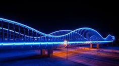The Big Business Of Bridge Lights