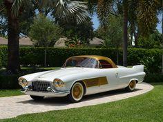 1953 Cadillac Elegante Special.