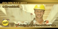 Golden Rule Week -  #workhard #time #consideration #teach #learn #students #wisdom #inspire #educate