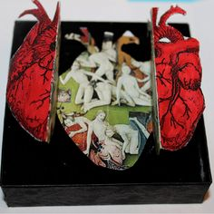 If It's Hip, It's Here: Eat Your Heart Out. Anatomically Correct Edibles and Art For Valentine's Day.