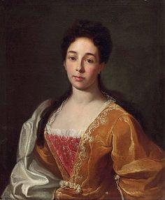 Anna Catharina Herport, 1719 (Johan Rudolf Huber) (1668-1748) Dorotheum Auction House