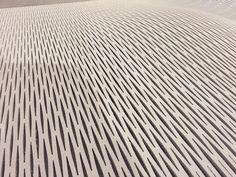 Dutch designer Albert Lieuwe Bouman created a 'stretchable Pinboard linoleum using a CNC milling technique. Linoleum Flooring, Kitchen Flooring, Milling, Bulletin Board, Cnc, Dutch, Furniture, Design, Bulletin Boards