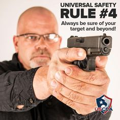 Gun safety rule #4
