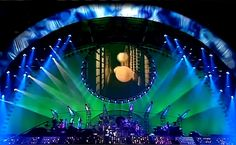 """Pink Floyd  - The """"Pulse"""" Tour 1994.  Filmed at Earls Court in London.  This is the very concert I was privileged to attend when they made a tour stop in my beloved Kansas City.  It will always remain at the top of my favorite list of the many shows I saw back in the day.  No band can compare or compete.  And...it didn't hurt that we had seats (albeit we never sat down lol), five rows back from the stage on the field at Arrowhead Stadium!  A night I shall never forget!!!!!!!!"""