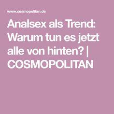 Analsex als Trend: Warum tun es jetzt alle von hinten? | COSMOPOLITAN Cosmopolitan, Tabu, Bowie, Animation, Halloween, Scene Couples, Japanese Bath, Sexy Thoughts, Mature Men