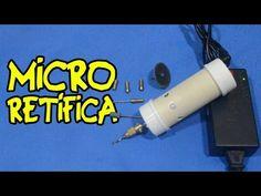 Como fazer uma micro retífica! - YouTube