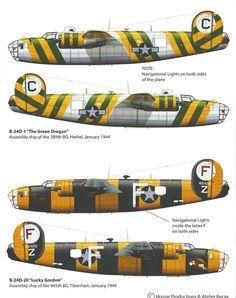 B24 Assembly Ships