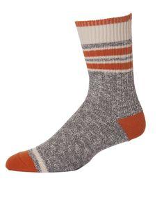PACT super soft, organic men's sock on sale $5
