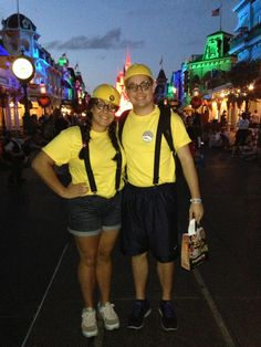 He is one in a Minion! Halloween 2013 <3