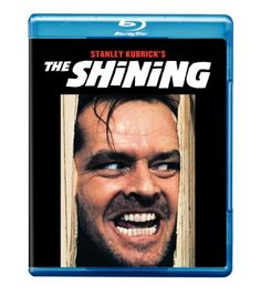 The Shining 1980  Academy Award winner Jack Nicholson, the caretaker of an isolated resort, goes off the deep end, terrorizing his young son and wife Shelley Duvall.
