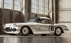 "1960 Sebring-Winning ""Race Rat"" Corvette"