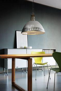 Lámpara colgante de aluminio PUDDING by FontanaArte diseño Archivio Storico