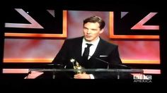 Not the highest quality, but I just love this incredibly gracious acceptance! He's fantastic