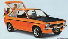 Opel Kadett C City -hatte ich mal-