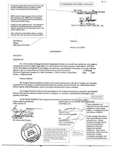 Assignment Of Deed Of Trust  Template  Sample Form  BiztreeCom