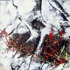 """Saatchi Online Artist Stephanie Kristofic; Painting, """"En corps 7"""" #art"""