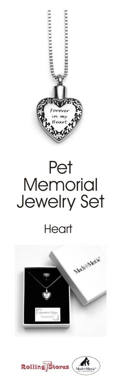 Fill With Ashes, Hair or Fur: A stainless steel funnel is included for ease of transferring ashes into the pendants. Pet Memorial Jewelry, Dog Items, Pet Life, Losing A Dog, Pet Memorials, Pet Health, Kobe, Fur Babies, Pet Supplies