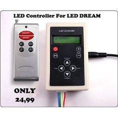 RF Remote Controller 133 Change Magic Dream Color 5050 RGB LED Strip SMD