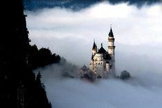 Neuschwanstein Castle, Bavaria, Alemania