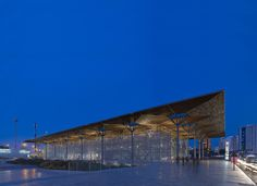 Gallery of Casa-Port Railway Station / AREP - 17