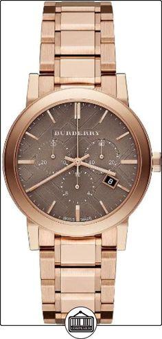 BURBERRY BU9754 - Reloj unisex  ✿ Relojes para hombre - (Lujo) ✿