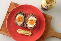Meatball with kinder surprise - Μπιφτέκι έκπληξη Easy Recipes, Easy Meals, Dukan Diet, Snacks, Breakfast, Food, Easy Keto Recipes, Morning Coffee, Appetizers