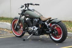 Honda shadow spirit 750 chop