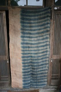 Japanese Textile Workshops  日本のテキスタイル ワークショップ: Respect for Indigo