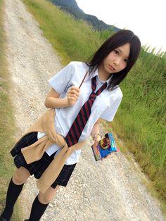 【画像】こんなド田舎に住む女子高生と付き合えるか? : 無題のドキュメント