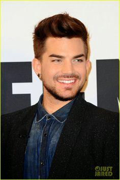 Two Truly Stunning Pics Of Adam Lambert At The Berlin Queen + Adam Lambert Press Conference!!! 12-11-14 | Adam Lambert 24/7 News