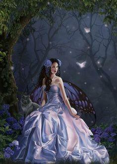 nene thomas fairy art - Google Search