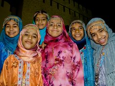 Oman | Omani Smiles. credit: Ahmed Altoqi. view on Fb https://www.facebook.com/OmanPocketGuide #oman #traveltooman