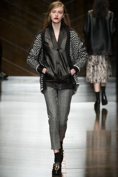 Trussardi | Fall 2014 Ready-to-Wear Collection | Style.com
