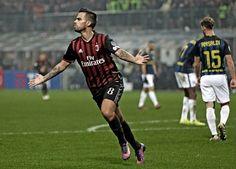 Suso. AC Milan 2 - 1 Inter. 20.11.2016