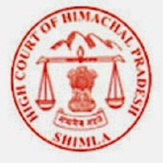 HP High Court Recruitment- 2016-17