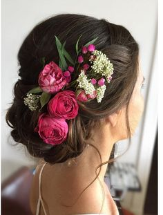 my hair for my quince